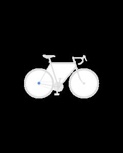 Ausfaller-Achse mit Gewindebuchse M8 + Verschluss