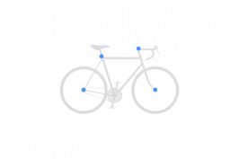 Set secures front wheel + rear wheel + seat post + fork