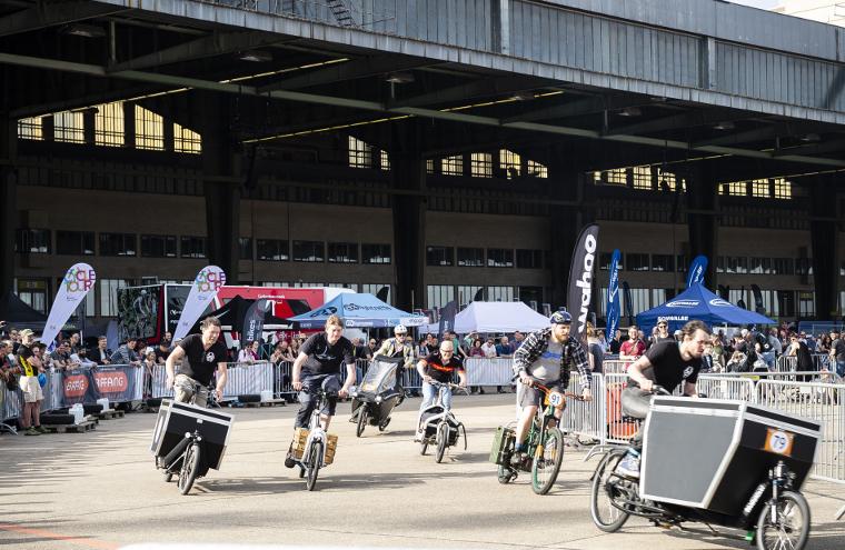 Cargo Bike Race Velo2018